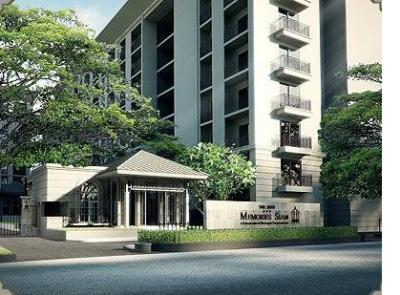 The Best 2 Bedroom Unit At THE SEED MEMORIES SIAM For Sales (Good For Living And Investment)